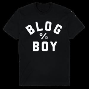Blog Boy Logo Tee thumb