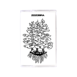 "Zozobra - ""Unreleased Tracks"" 2 song EP Cassette thumb"