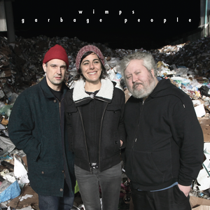 Wimps: Garbage People CD | LP | CASS | DIGI thumb