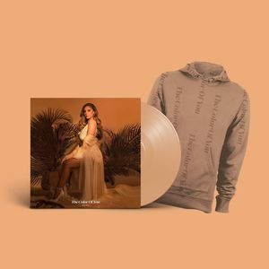 The Color of You Vinyl LP + Hoodie thumb
