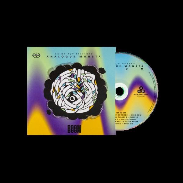 Toki analoguemonsta cd 1