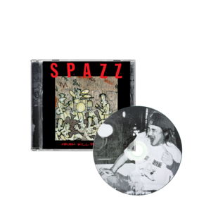 Spazz: Crush Kill Destroy CD thumb