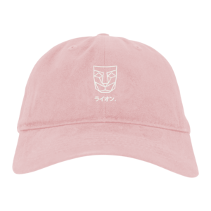 LIONE Dad Hat / Pink thumb
