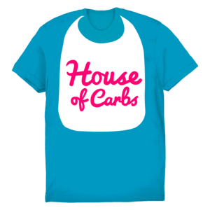 "House Of Carbs ""Bib"" Tee thumb"