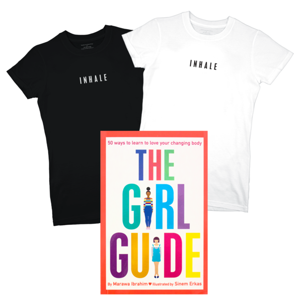 Inhale/Exhale + The Girl Guide | Paradise - By Marawa The
