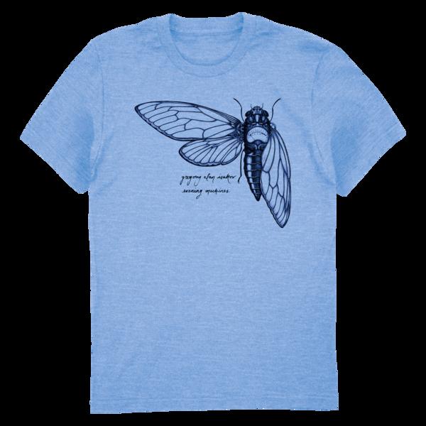Cicada lightblue