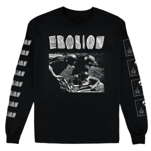 Erosion: Maximum Suffering Longsleeve T-shirt thumb