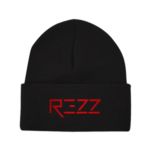Embroidered REZZ Toque thumb