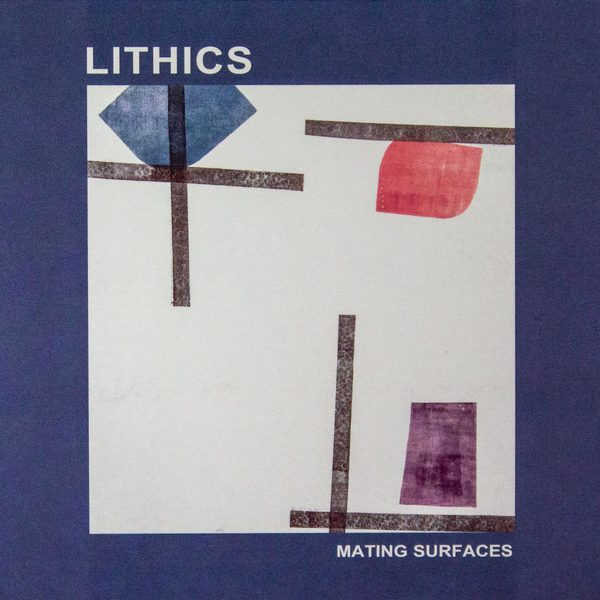 Lithics mating surfaces