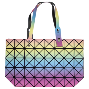 Reflective Rainbow Tote (Large) thumb
