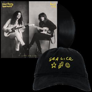 Lotta Sea Lice Vinyl + Hat Bundle thumb