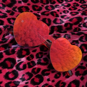 Heart (Mirror) Sunglasses thumb