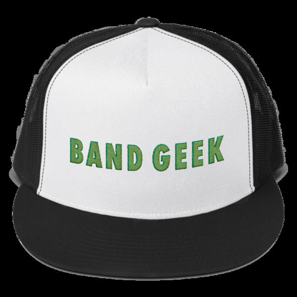 Bandgeek trucker hat