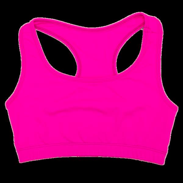Pinksportsbra