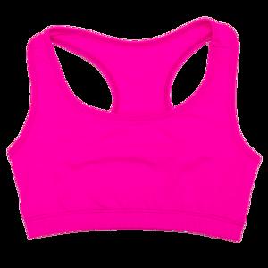 (Neon Pink) Sports Bra thumb