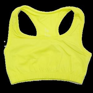 (Neon Yellow) Sports Bra thumb