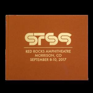 STS9 Red Rocks 2017 Book + Digital Download thumb