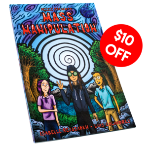 Mass Manipulation Comic Book thumb