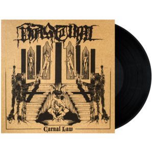 Vastum: Carnal Law Vinyl LP thumb