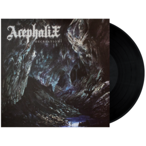 Acephalix: Decreation Vinyl LP thumb
