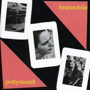 Bratmobile: Pottymouth CD | DIGI | Vinyl LP thumb
