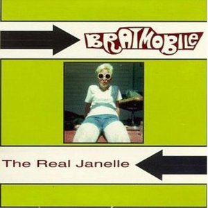 Bratmobile: The Real Janelle CDEP | DIGI thumb