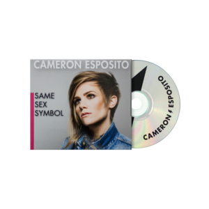 Cameron Esposito: Same Sex Symbol CD | Vinyl LP thumb