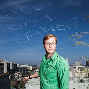 Kurt Braunohler: How Do I Land CD  | DIGI | CASS thumb