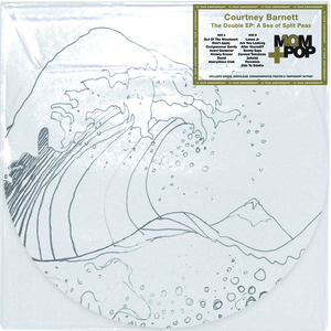 Courtney Barnett: The Double EP: A Sea of Split Peas Picture Disc thumb