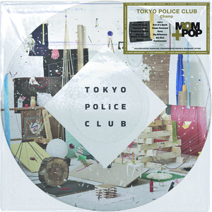 Tokyo Police Club: Champ Picture Disc thumb