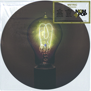 Metric: Fantasies Picture Disc thumb