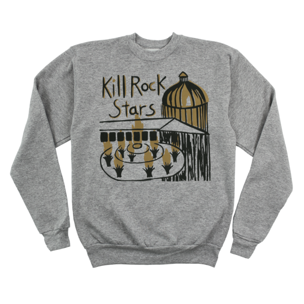 Kill Rock Stars | Online Store, Apparel, Merchandise & More