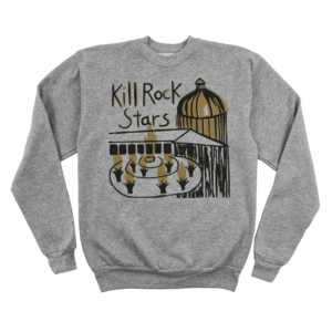 Kill Rock Stars: Comp 3 Sweatshirt thumb
