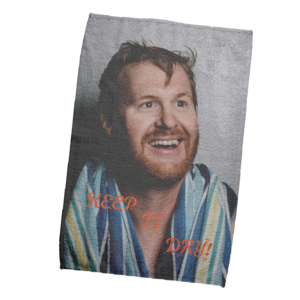 Kurt Braunohler: Keep It Dry Rally Towel thumb