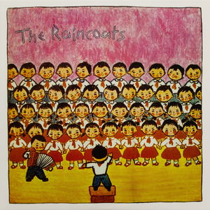 The Raincoats: The Raincoats Vinyl LP  thumb
