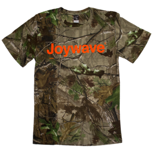 Joywave: Footnote Two Tee (Camo) thumb