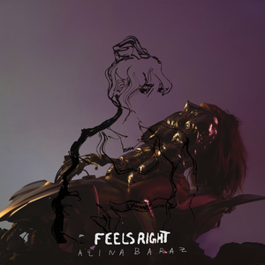 (Digital) Alina Baraz: Feels Right Digital Download thumb