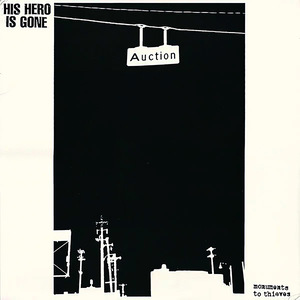 His Hero Is Gone: Monuments to Thieves Vinyl LP  thumb