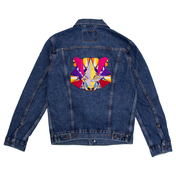 009ba682 Custom Levi's Denim Jacket | Galantis | Online Store, Apparel, Merchandise  & More