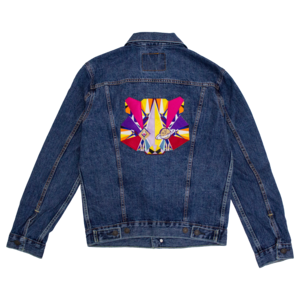 Custom Levi's Denim Jacket thumb