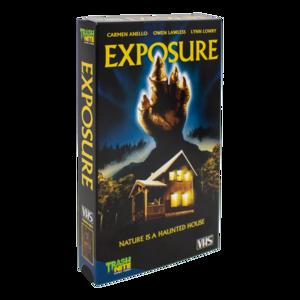 EXPOSURE on VHS thumb