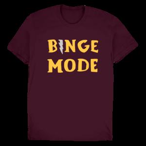 Binge Mode: Gryffindor House Tee thumb