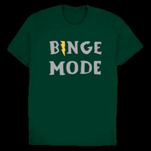 Binge Mode: Slytherin House Tee thumb