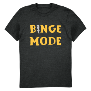 Binge Mode: Hufflepuff House Tee thumb