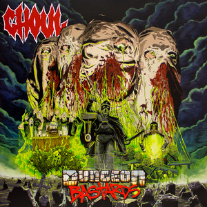 Ghoul: Dungeon Bastards Vinyl LP - GLOW  thumb