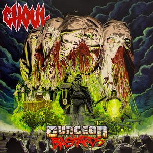 Ghoul: Dungeon Bastards Vinyl LP - GLOW  thumb