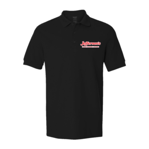 Logo Polo Shirt (Black) thumb