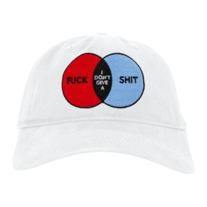 Venn Diagram Dad Hat thumb