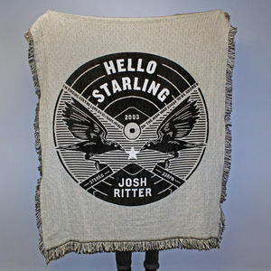 Hello Starling Knit Blanket thumb
