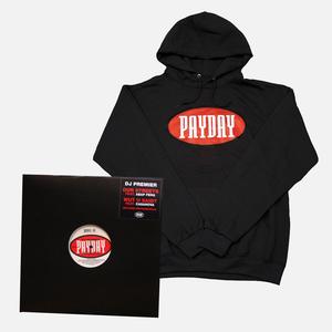 Payday hoodie & Vinyl Bundle thumb